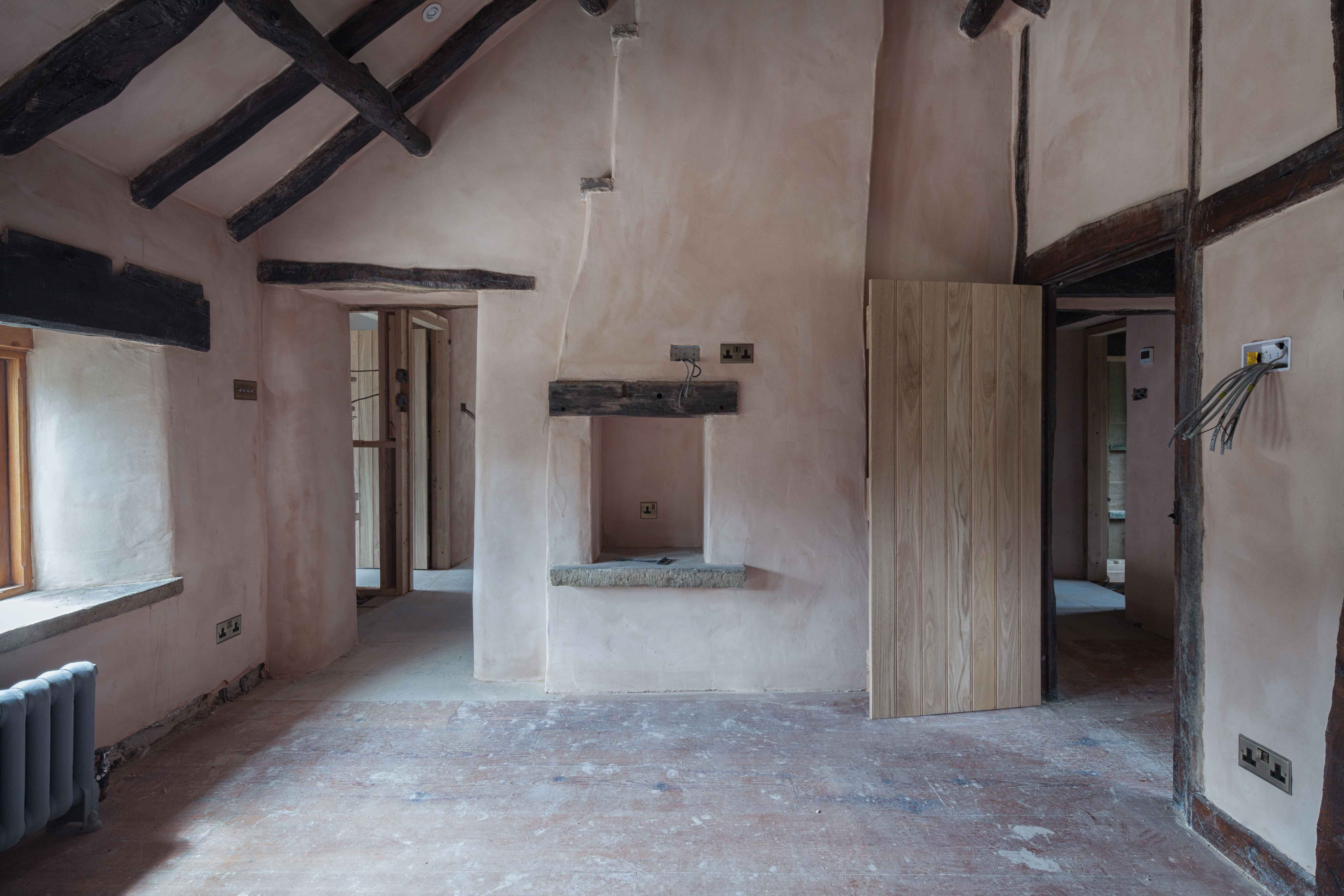 Abode Builders – A complete refurb of a rural farm house