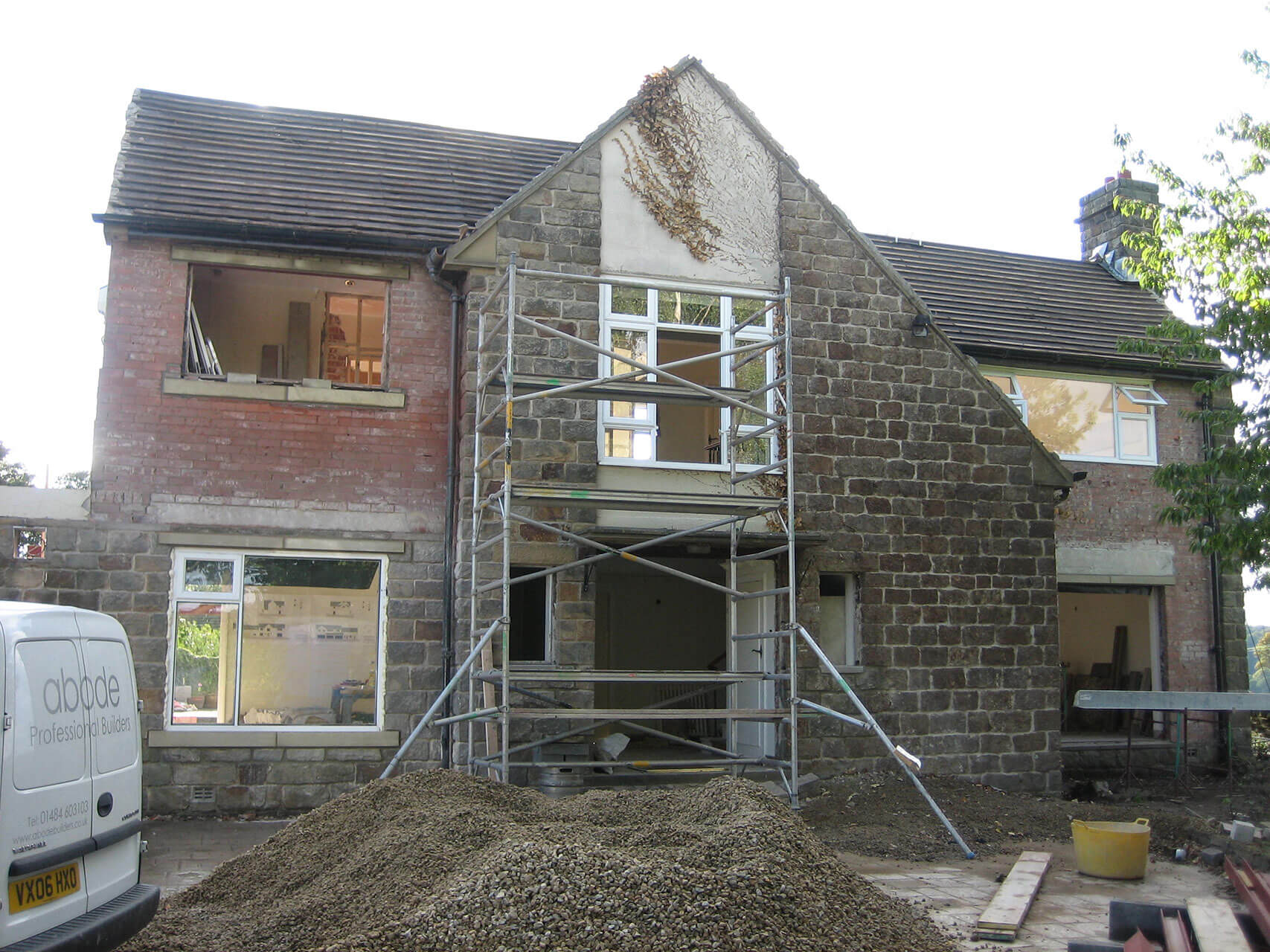 Abode Builders – Extending and renovating a beautiful family home